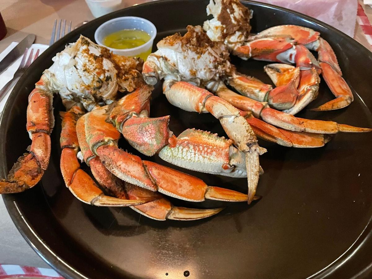crabby's dungeness