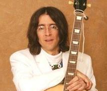 Tom Raider as John Lennon