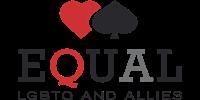 Equal LGBTQ and Allies logo