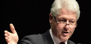 Bill Clinton to Appear at Hilton Friday