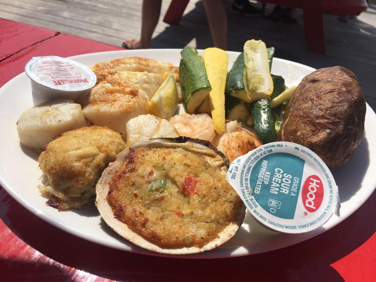 crab house broiled platter