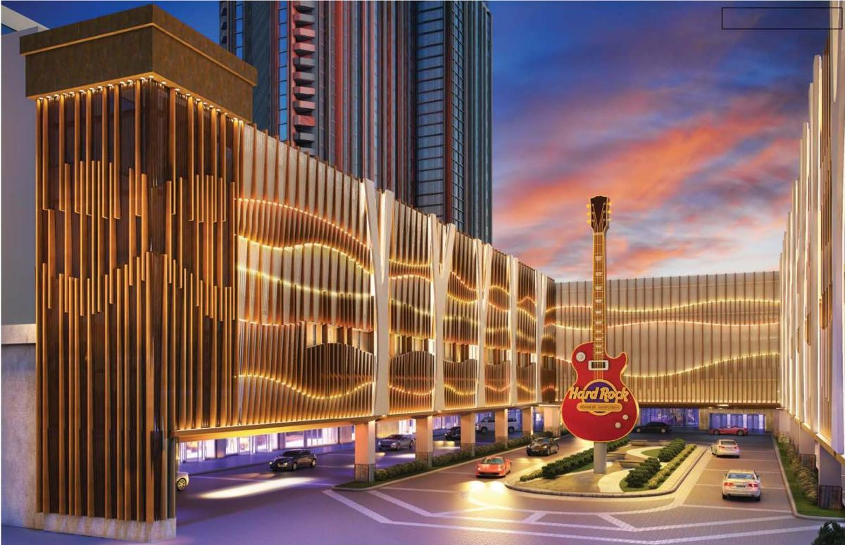 First look at Hard Rock Hotel & Casino Atlantic City