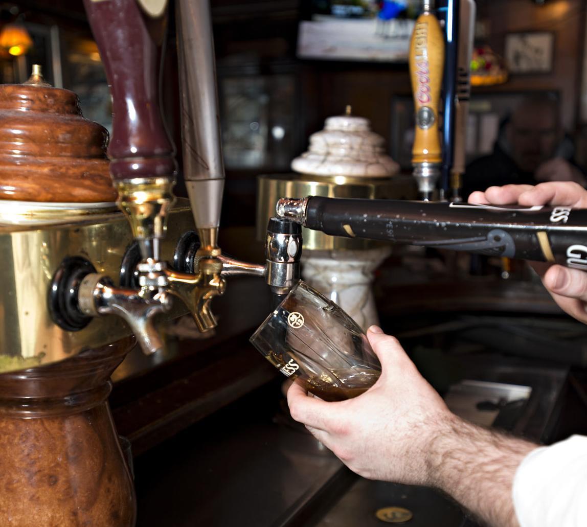 Flavor Drink Up Irish Pub