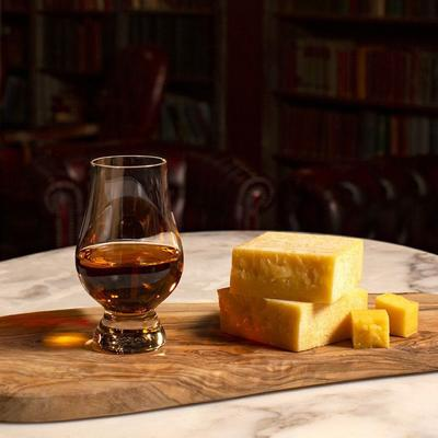 scotch and cheese