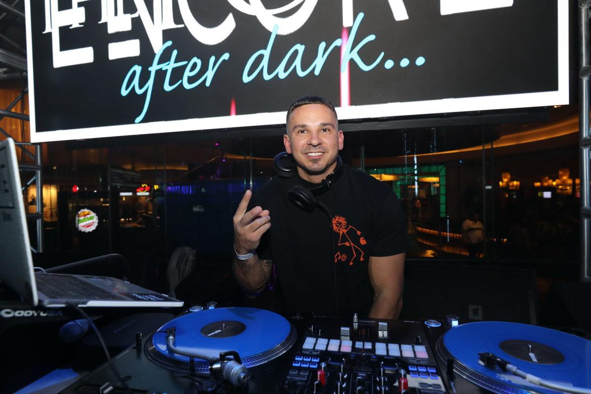 DJ Encore performed at The Pool After Dark | Gallery