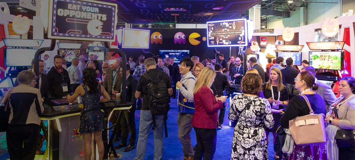 18th annual Global Gaming Expo