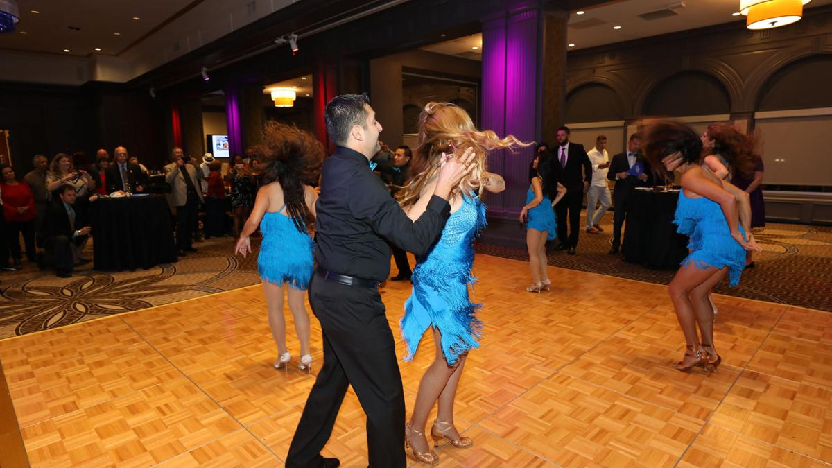 Cooper Levenson dances the night away to raise funds for Puerto Rico