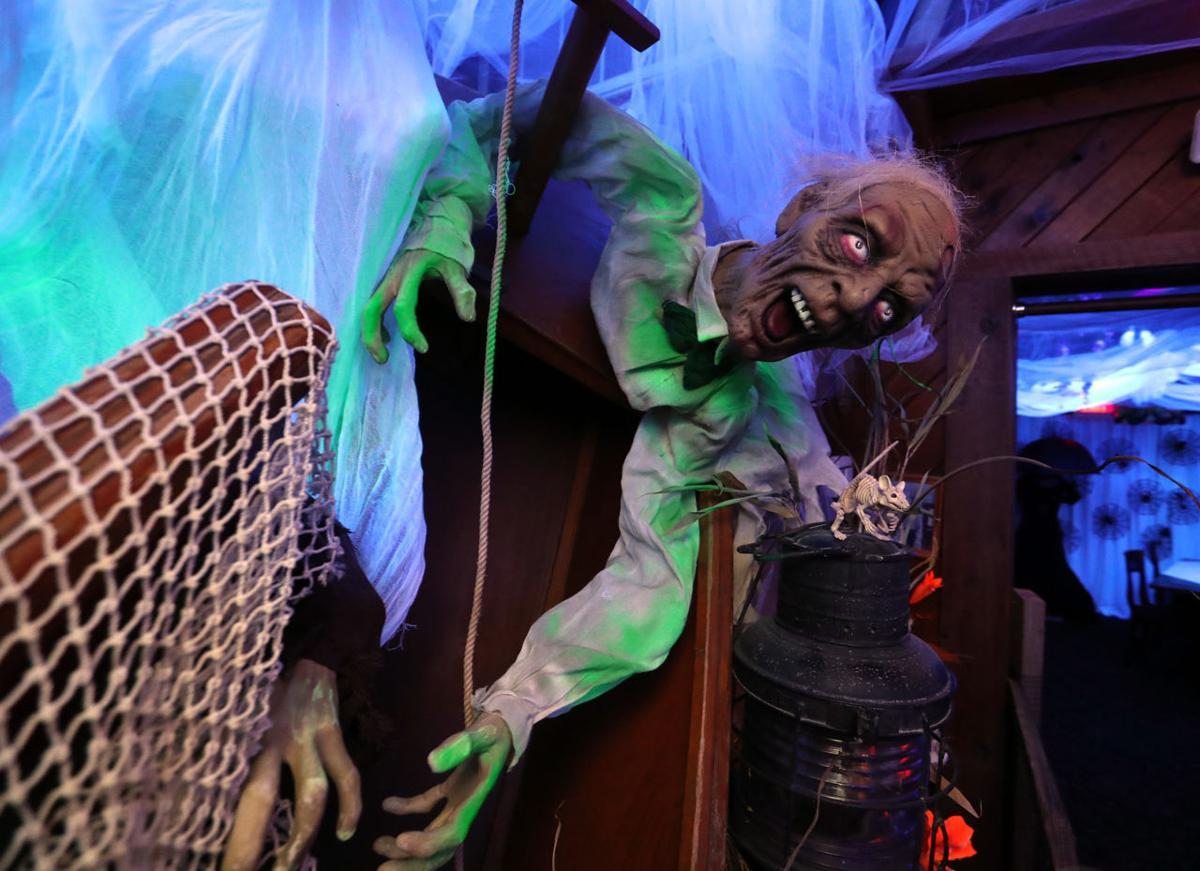 ATS Menz Restaurant Halloween
