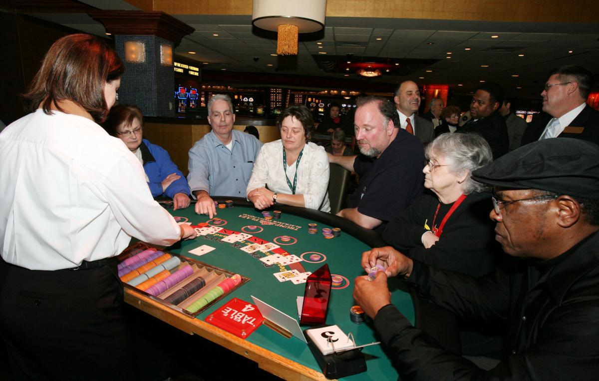 Blackjack Tourney