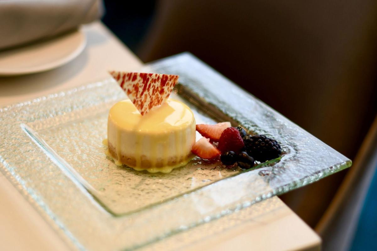 NYE dining 2020 Chelsea-Five-Lemon-Meyer-Cheesecake