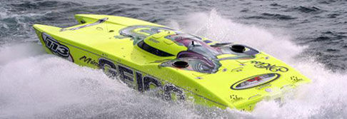 Offshore Powerboat Boat Racing | Arts & Entertainment