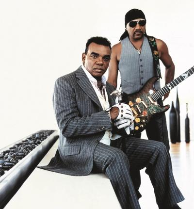 After decades years together, The Isley Brothers are still at it