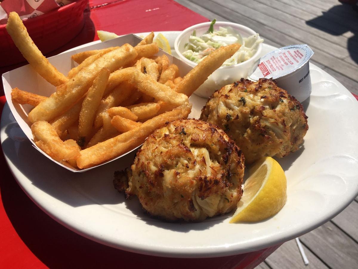 Crab House Crab Cakes