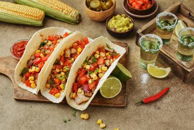 Tequila & Taco Dinner