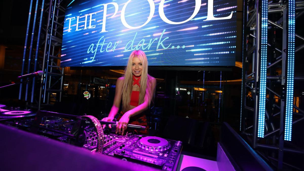 Havana Brown spins at The Pool After Dark