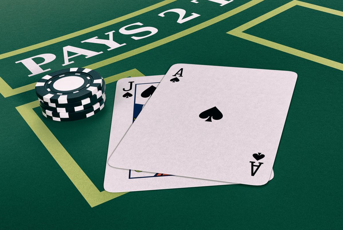 Black Jack Cards