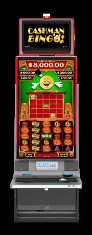Cashman Bingo