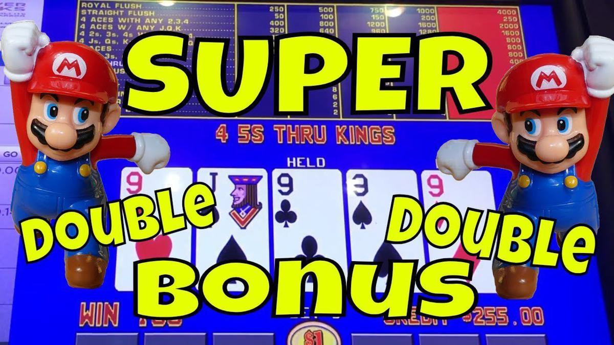 SuperDoubleBonusPoker