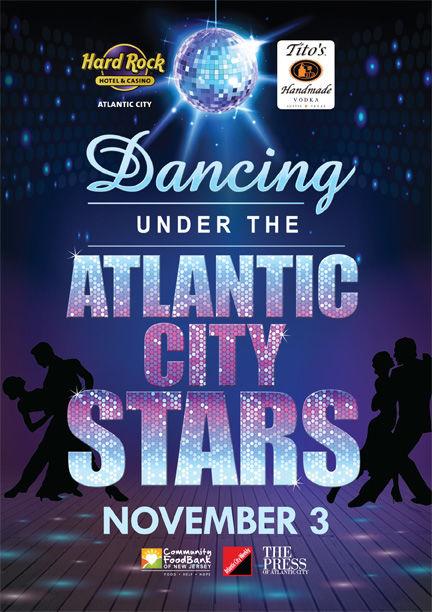 Dancing Under The Atlantic City Stars Event