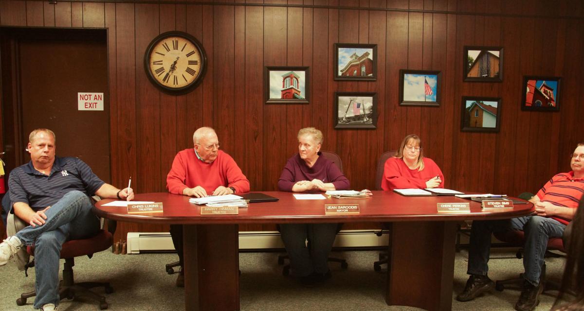 Village of Weedsport Board of Trustees