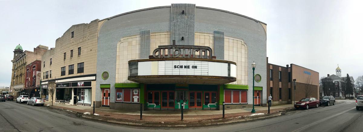Auburn Schine Theater non-masthead