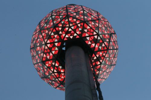 The Interesting Backstory Behind The NYE Times Square Ball Drop
