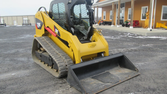 State police investigating construction equipment theft in Sennett