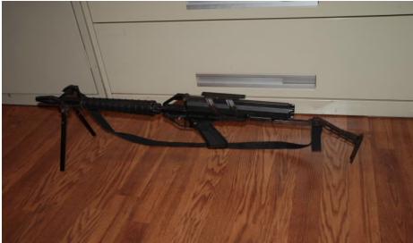 Gainey Rifle