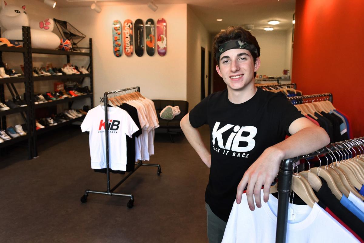 wholesale dealer aa2ab 713f5 Special feeling:' Young entrepreneur's Auburn streetwear ...