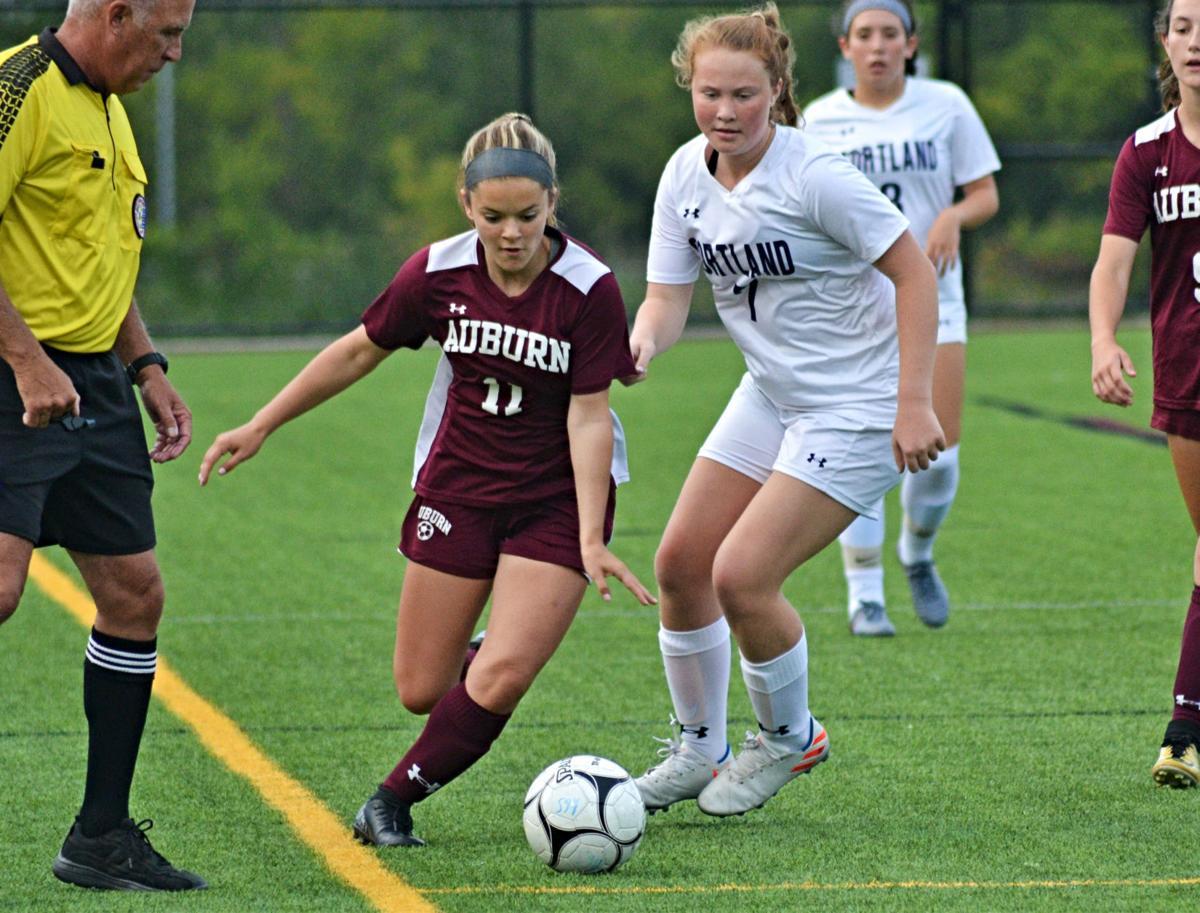 Girls soccer - Auburn vs. Cortland
