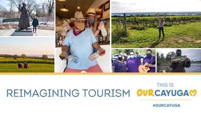 Cayuga County Reimagining Tourism videos image