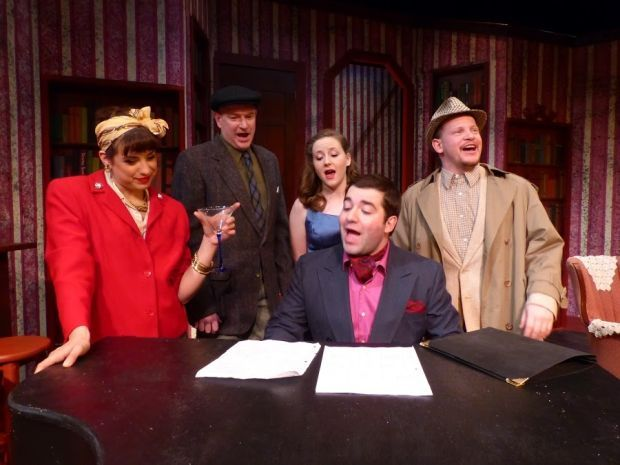 'The Musical Comedy Murders of 1940'