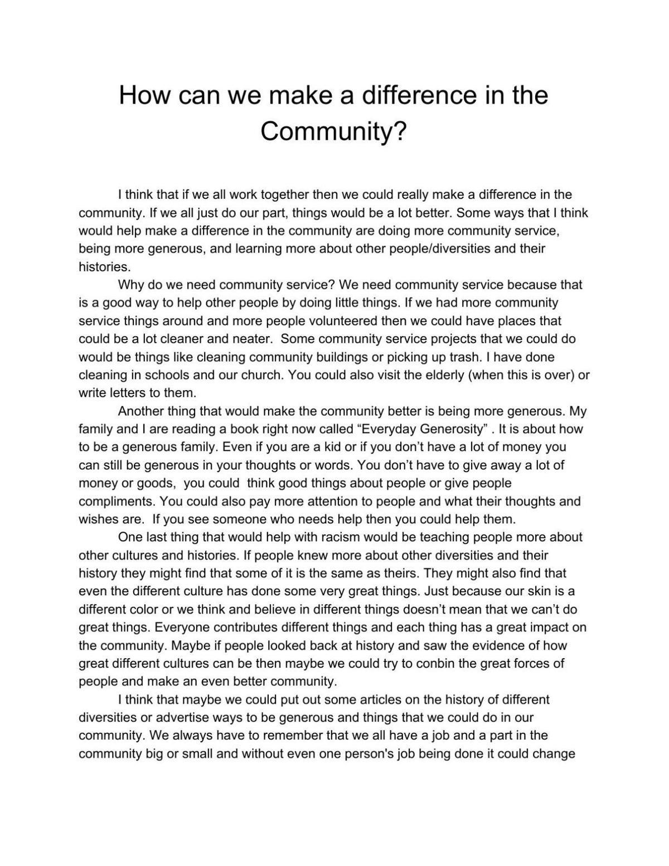 Noro Burrough essay
