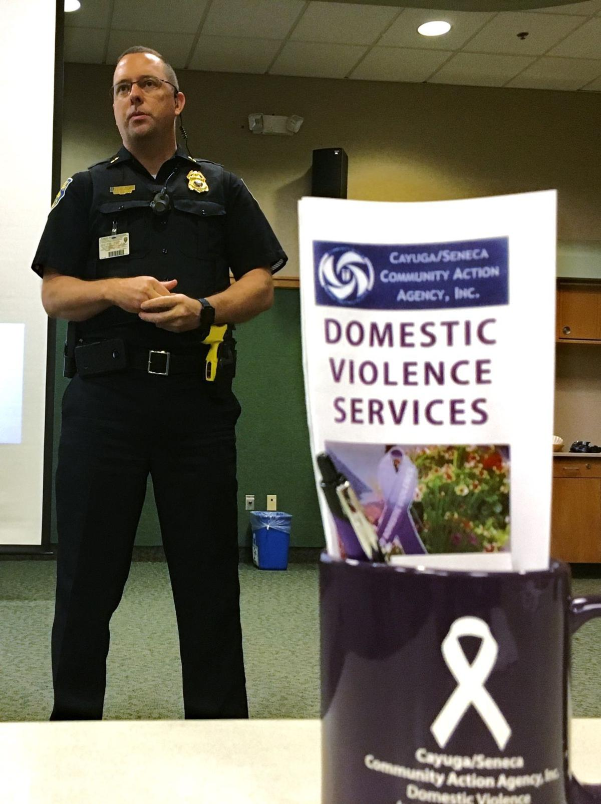 Domestic Violence Training