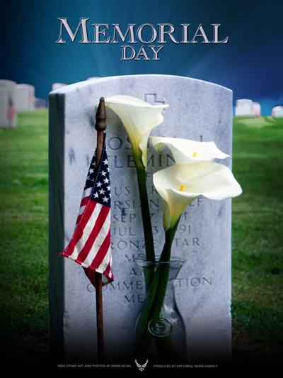 Reflections On Memorial Day >> Our View Take Time For Reflection Remembrance On Memorial