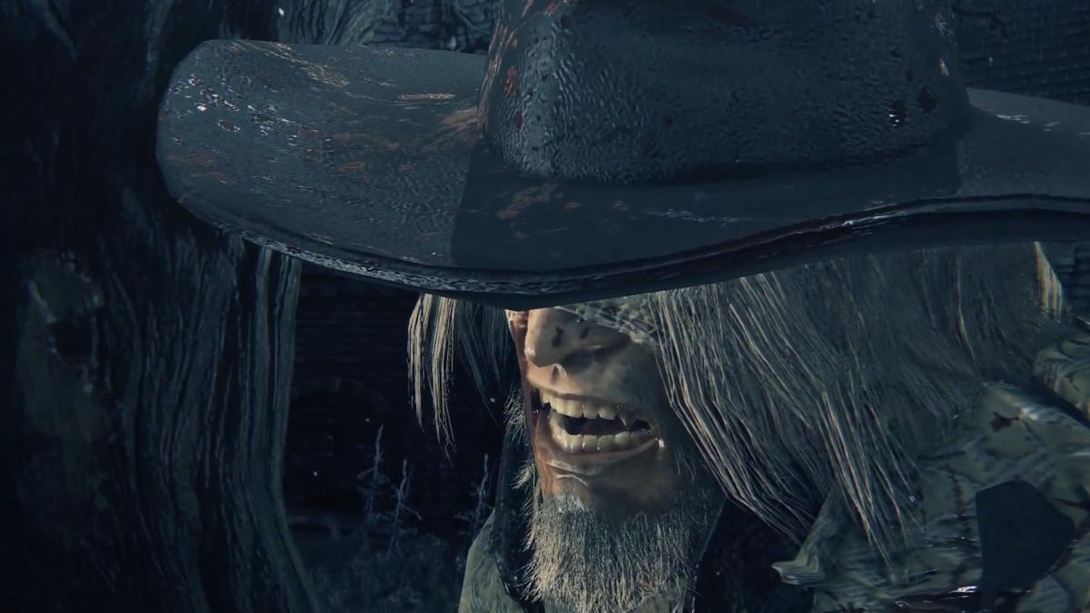 bloodborne rom how to get to
