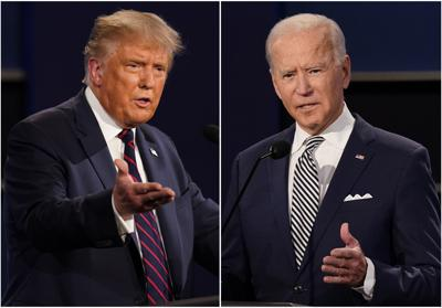Election 2020 Trump Biden Debate