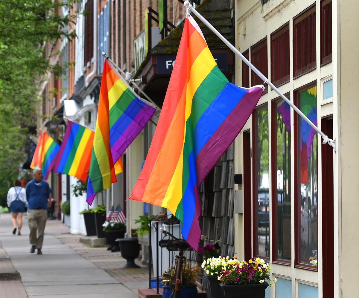 Pride flag 1