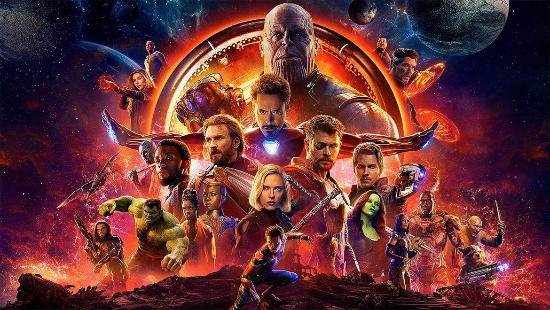 'Infinity War'