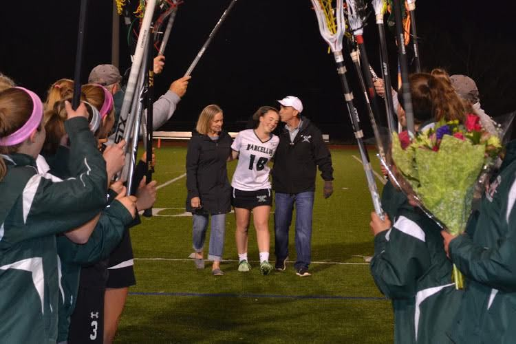 "Meet Marcellus Mary Madelyn ""Maddy"" Locastro named LAX Academic All American"
