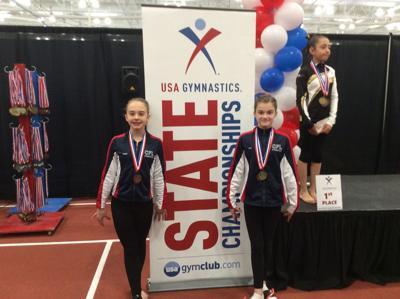 Champions For Life gymnastics