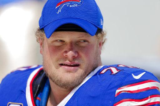 Bills Panthers Football