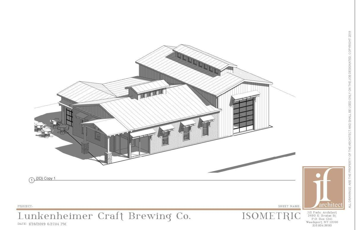 Lunkenheimer to open new Weedsport brewery, Wayne County tasting
