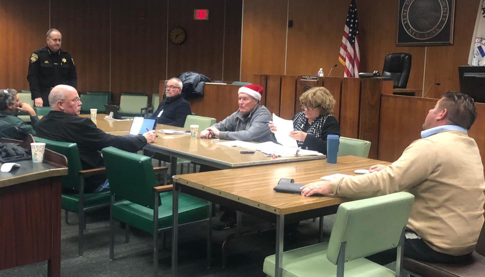 Cayuga County committee addresses DA staffing requests ahead of bail reform
