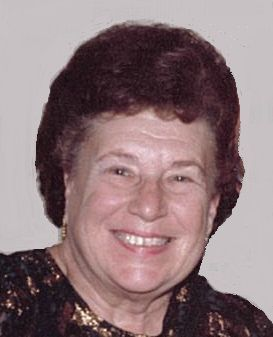 Elizabeth 'Betty' Homik