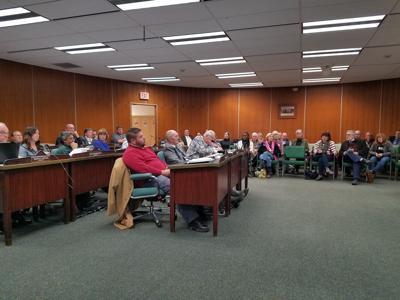 Cayuga County Legislature Budget