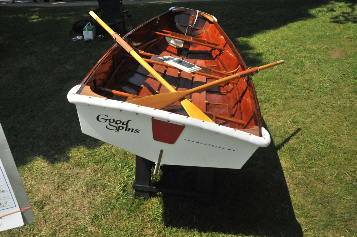 Skaneateles boat show draws boaters from around the country