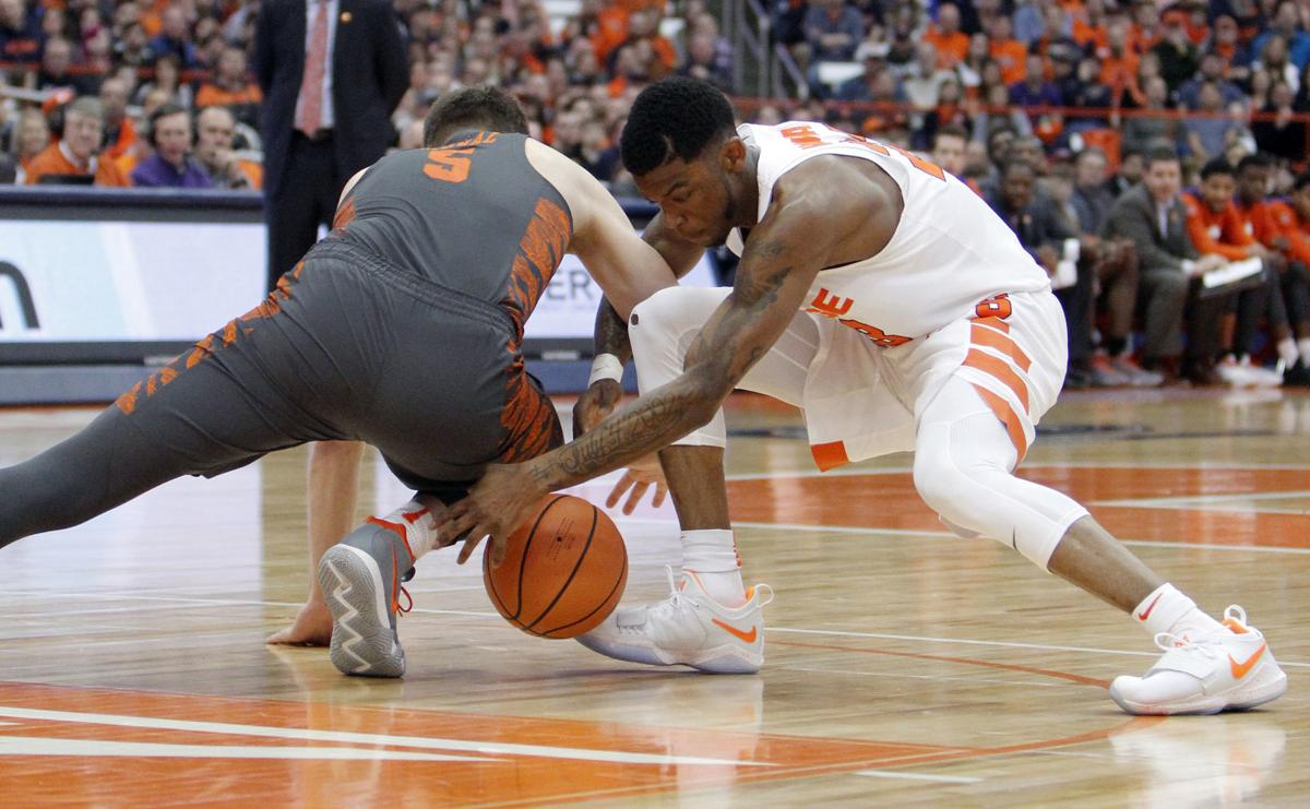 Clemson Basketball Beats Syracuse Strengthens March: Syracuse Beats No. 18 Clemson In A Thriller At The Dome