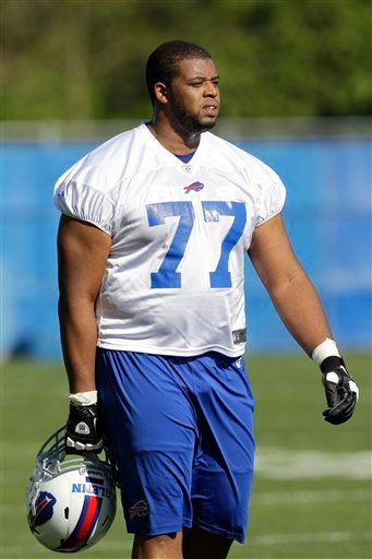 Bills sign rookie 2nd-round pick, OT Cordy Glenn | Local Sports ...