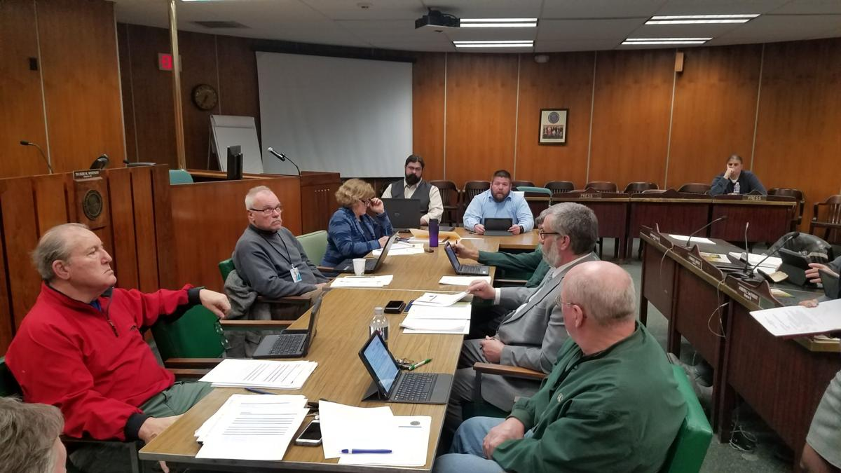 Cayuga County Judicial and Public Safety Committee